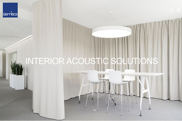 Gerriets Interior Acoustic Solutions