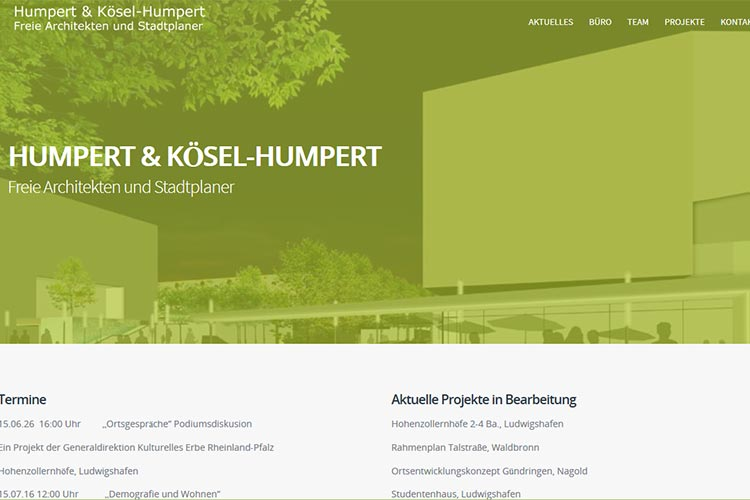 Humpert Architekten